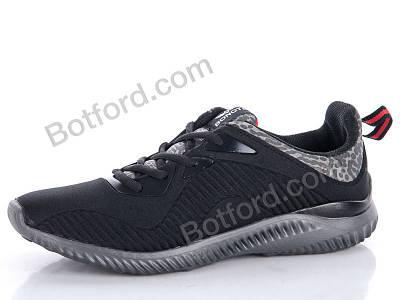 Кроссовки Bonote A8589-2 черный