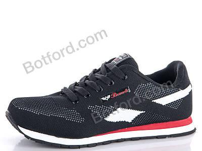 Кроссовки Bonote B8565-1 черный