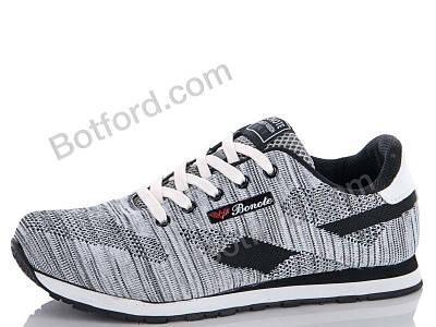 Кроссовки Bonote B8565-7 серый