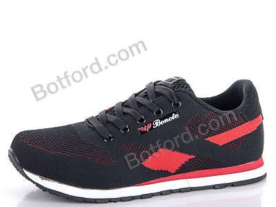 Кроссовки Bonote B8565-8 черный
