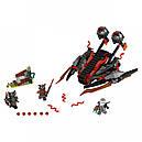 "Конструктор Ниндзяго NINJAGO ""Алый захватчик"", 331 дет. (Lego 70624), фото 2"