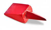 Бабка для косы (клин), 100 мм,всадной клин 45 мм