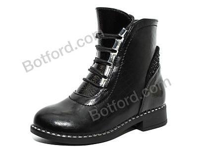 Ботинки Y.Top 18181-6 черный