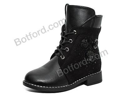 Ботинки Y.Top 18185-6 черный