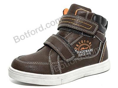 Ботинки Y.Top 18230-23 коричневый