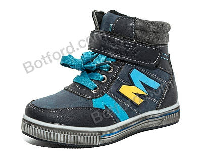 Ботинки Y.Top 18121-7 синий