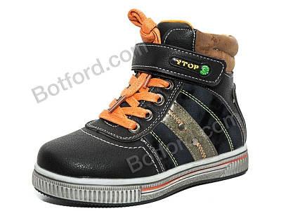 Ботинки Y.Top 18118-6 черный