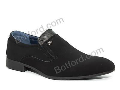 Туфли DaFuYuan G006-4 черный