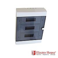 ElectroHouse Бокс модульный для наружной установки на 36 модулей