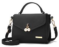 Женская сумка кросс боди с ручкой Carla Fausty