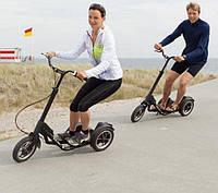 Трех колесный трицикл Me-Mover - сжигает до 60% больше калорий, чем велосипед - лучший аутдор фитнес - АРЕНДА