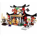 """Конструктор Ниндзяго NINJAGO """"Решающее сражение"""", 214 дет. (Lego 70756), фото 4"""