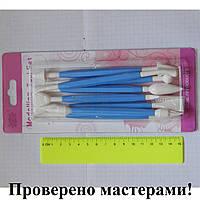 Набор стеков для лепки цветов (пластик), 8 шт.