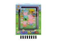 Интерактивный развивающий планшет Свинка Пеппа (JD-3883H2)