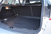 Коврик багажника  Subaru Forester (13-) п/у