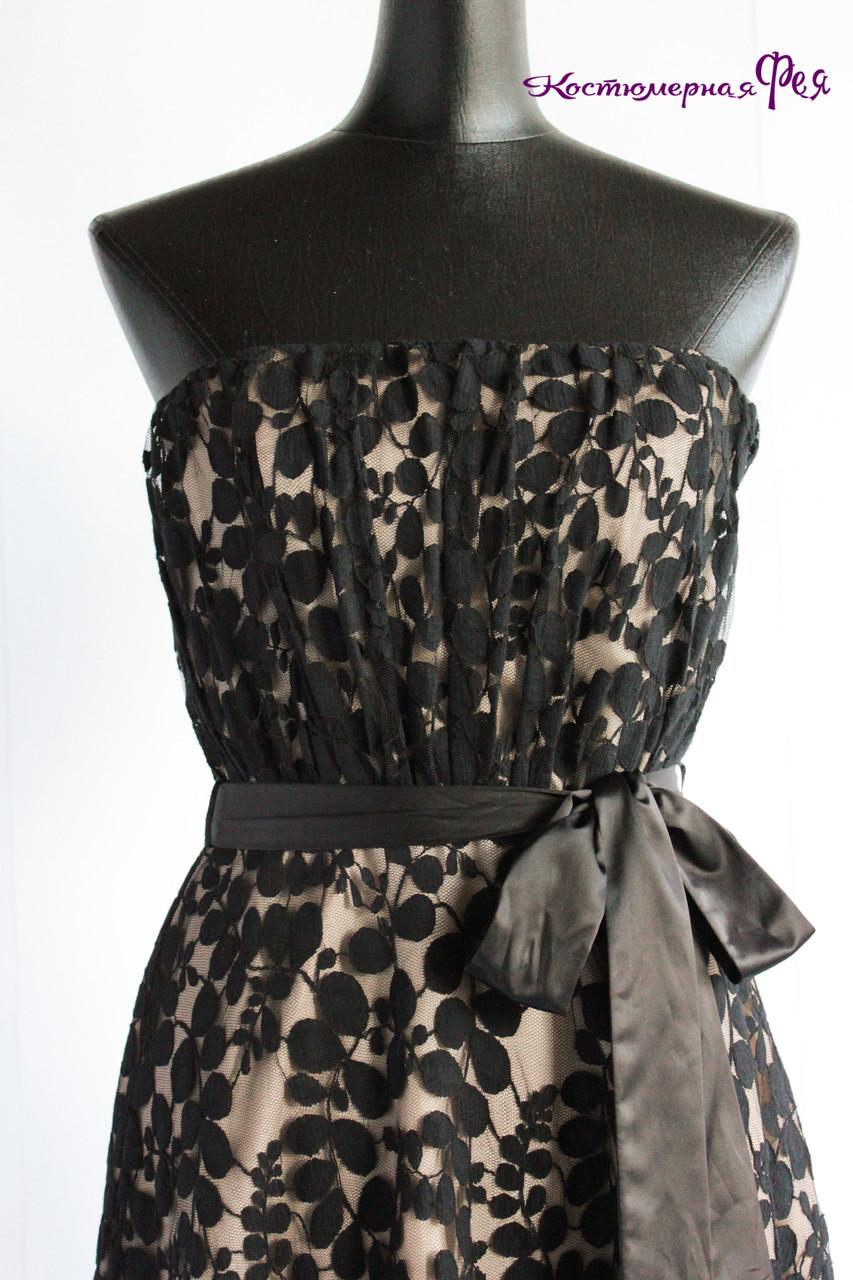 1c3d044d5ff Коктейльное платье с узором (артикул № 6 14)  продажа