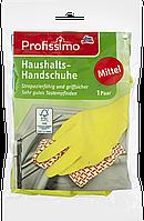 Резиновая перчатка для уборки в доме Profissimo Mittel, 1 шт.