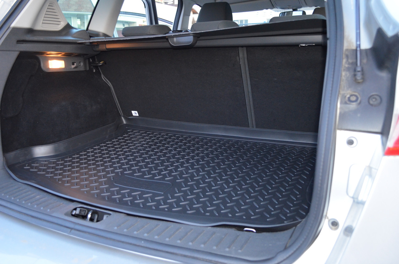 Коврик багажника    Subaru Forester III (08-13) п/у