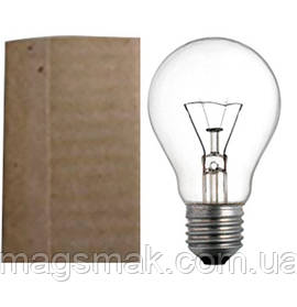ИСКРА А50 (75 Вт) Лампа накаливания в упаковке манжет
