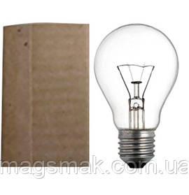 ИСКРА А50 (60 Вт) Лампа накаливания в упаковке манжет