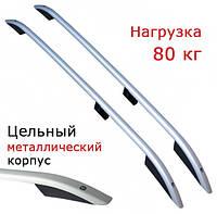 Рейлинги на Hyundai H1 \ Starex (c 2008--) металлические наконечники