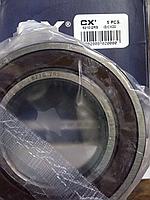 Однорядный подшипник CX 6210 2RS (50x90x20)