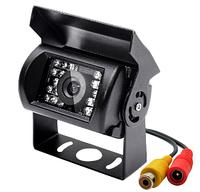 Камера заднего вида ИК-подсветка универсальная