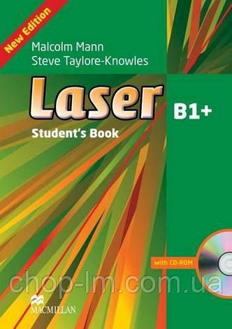 Laser B1+ Third Edition Student's Book and CD ROM Pack (учебник с диском), фото 2