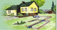 Обустройство канализации загородного дома