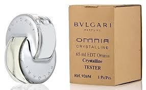 Тестер духи женские Bvlgari Omnia Crystalline Булгари Омния кристалл