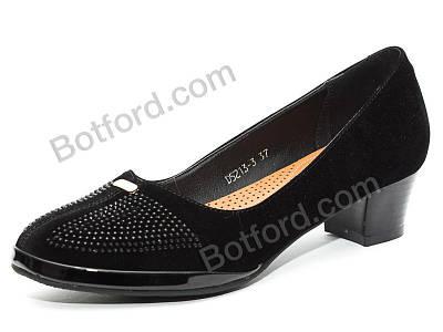 Туфли Sundway D5213-3 черный