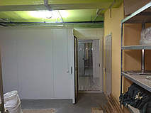Холодильная камера для хранения пивных кег 8