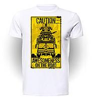 Футболка GeekLand Безумный Макс Mad Max caution MM.01.001