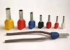 Наконечник втулковий для двох проводів ТІ 4-12 з ізоляцією (100шт./упаковка)