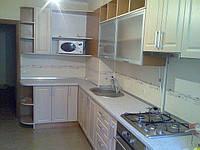 Кухні з фасадом МДФ — плівка., фото 1