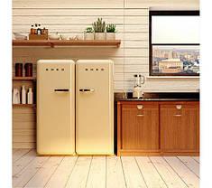 Холодильник Smeg FAB28RCR3, FAB28LCR3, фото 3