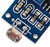 Датчик света, фотодиод, 3 pin, модуль Arduino, фото 2
