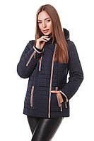 Женская куртка оптом от производителя косуха весна-осень 2018