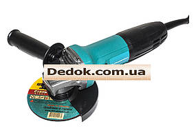 Угловая шлифмашина KRAISSMANN KWS-1000/125