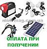 Кемпинговый аккумулятор фонарь от солнечной батареи LED лампочки PowerBank GREELITE YJ1960T