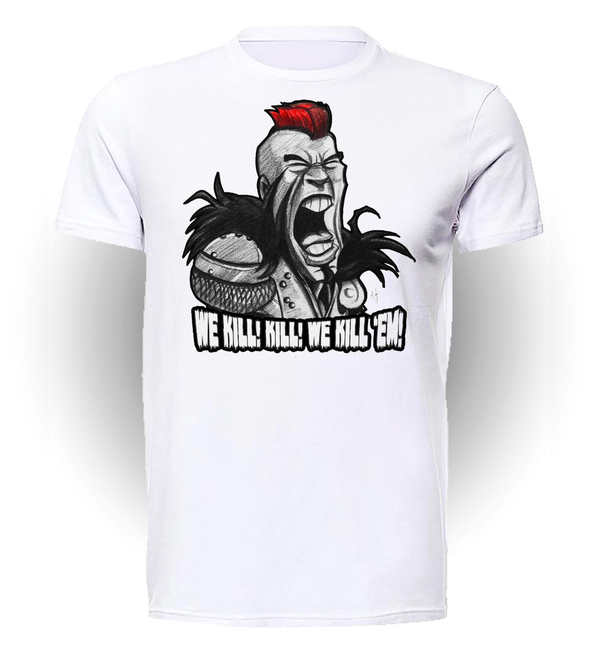 Футболка GeekLand Безумный Макс Mad Max wez MM.01.020