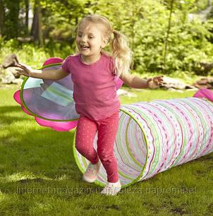 Детская палатка Туннель Бабочка Melissa&Doug, фото 2