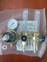 Регулятор расхода Ar/CO2 с двумя ротаметрами