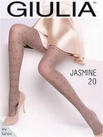 Колготы женские с узором GIULIA Jasmine 20 (2) , фото 1