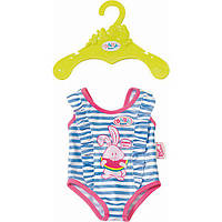 Купальник Беби Борн голубой Baby Born Zapf Creation 824580, фото 1
