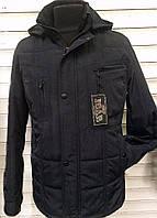 Мужская демисезонная классическая куртка (классика)
