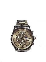 Часы мужские Tommy Hilfiger кварцевые  Серебристый