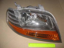 Фара правая механическая CHEVROLET AVEO T200 (Шевроле Авео T200) -2006 (пр-во TEMPEST)