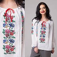Вышита блуза для девочки Нимфа