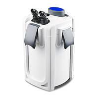 Внешний фильтр для аквариума SunSun HW-703А FULL, 1400 л/ч (с наполнителями, для аквариумов до 600 л)